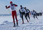 Закрытие сезона лыжных гонок в Молжаниново